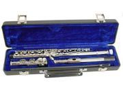Hisonic Signature Series 2810N School Band Student Nickel-plated Closed 16 hole Flute