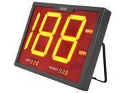 Bushnell SpeedScreen LCD Radar Speed Display and Tripod for Speedster III Radar Gun 101922