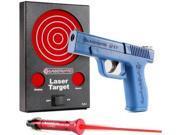 LaserLyte Bullseye Training Kit, Gun and Laser