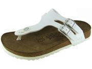 Birki's Women's 'Milos' Buckled Thong Sandal