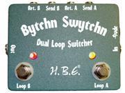 HomeBrew Electronics HBE Bytchn Swytchn Dual Loop Switcher