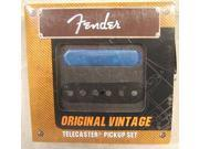 Fender Original Vintage Telecaster pickup set