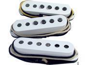 Fender Custom Shop Texas Special Strat pickup set