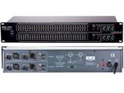 ART HQ231 Dual 1/3 Octave 31 Band EQ Equalizer w/ Feedback Detection HQ-231