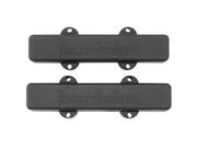 Bartolini 9S-L/S 4-String Jazz Bass Pickup Shape Pair NEW
