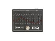 MXR M108 Ten Band Graphic EQ Guitar Or Bass Pedal M-108 NEW