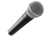 Shure SM58LC Cardioid Dynamic Microphone