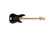 Fender Squier Matt Freeman Precision Bass Guitar Maple Neck Black NEW