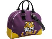 Ashley M Louisiana State University Tigers Travel Satchel