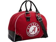 Ashley M Alabama Crimson Tide Travel Satchel