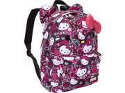 Loungefly Hello Kitty Varsity Backpack