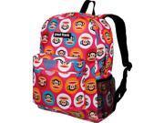 Wildkin Paul Frank Core Dot Crackerjack Backpack