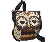 Loungefly Owl With Heart Eyes Crossbody Bag