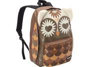 Loungefly Owl Face with Ears And Wings Backpack