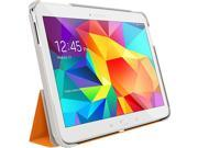 rooCASE Origami 3D Slim Shell Folio Case Cover for Samsung Galaxy Tab 4 10.1