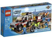 Lego City: Dirt Bike Transporter #4433