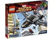Lego Marvel Super Heroes: Avengers Quinjet Aerial Battle #6869