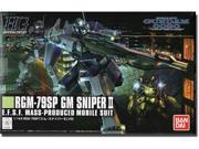 Gundam HGUC GM Sniper II 1/144 Scale