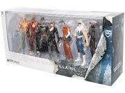 Justice League Super Heroes vs. Super Villians Action Figure Box Set