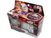 Beyblade Metal Fusion BBC-02 LDrago Destroy Starter Set with Super Control Launcher
