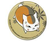 Natsume's Book Of Friends Nyanko Running Button