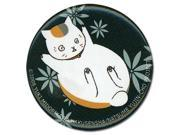 Natsume's Book Of Friends Nyanko Dizzy Button