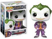 Pop! Heros Batman Arkham Asylum the Joker Vinyl Figure
