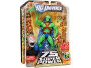 DC Universe Classics Series 15 Martian Manhunter (Martian Head Variant) Action Figure