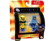 DC Minimates: Series 2 Booster Gold & Blue Beetle Figure