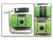 DC Comics: Green Lantern Corp. Splash w/ Chain Wallet