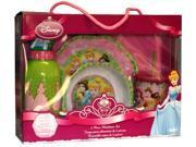 Disney Princess: 6-Piece Meatime Set