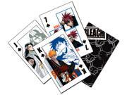 Bleach: Shinigami Playing Cards