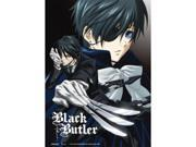 Black Butler: Sebastian & Ciel Knife Attack Wall Scroll GE5381