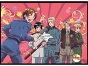 Hetalia Italy Surrenders Wall Scroll