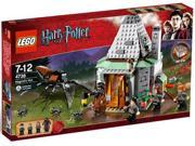 Lego Harry Potter: Hagrid's Hut #4738