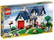 Lego Creator: Apple Tree House #5891