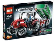 Lego Technic: Tractor with Trailer #8063