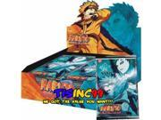 Naruto Curse of the Sand Booster Box