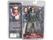 "Terminator Collection: Series 2 T-800 Police Station Assault 7"" Action Figure"