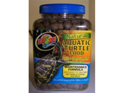 Zoo Med Natural Aquatic Turtle Food Maintenance Formula 5/16in Size Pellet 6.5oz