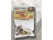 Zoo Med HC-36 Hermit Crab Growth Shell 2pk/Med. Assorted Styles