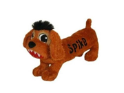Vo-Toys Super Sized Hot Dog Spike 16in Dog Toy