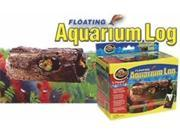 Zoo Med Floating Aquarium Log Large Size 13.875in x 9.5in x 6.5in