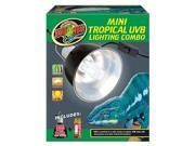 Zoo Med LF-28 Mini Tropical UVB Lighting Combo