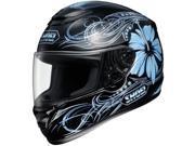 Shoei Goddess Qwest Street Bike Racing Motorcycle Helmet - TC-2 / 2X-Small