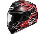 Shoei Diverge Qwest Street Motorcycle Helmet - TC-1 / Small