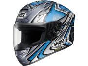 Shoei Daijiro X-Twelve Street Racing Motorcycle Helmet - TC-6 / X-Large