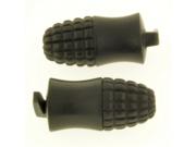 Pair of Arang Wood Grenade Plugs:  00g