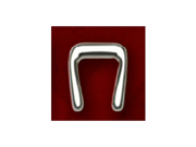 2g Stainless Steel Septum Retainer
