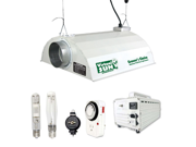Virtual Sun 400W HPS MH Grow Light Hood Reflector Magnetic Ballast Kit 400 Watt